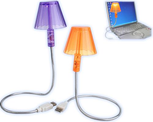 usb-retro-lamp WHT